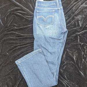Levi's superlow women's jeans size 7m